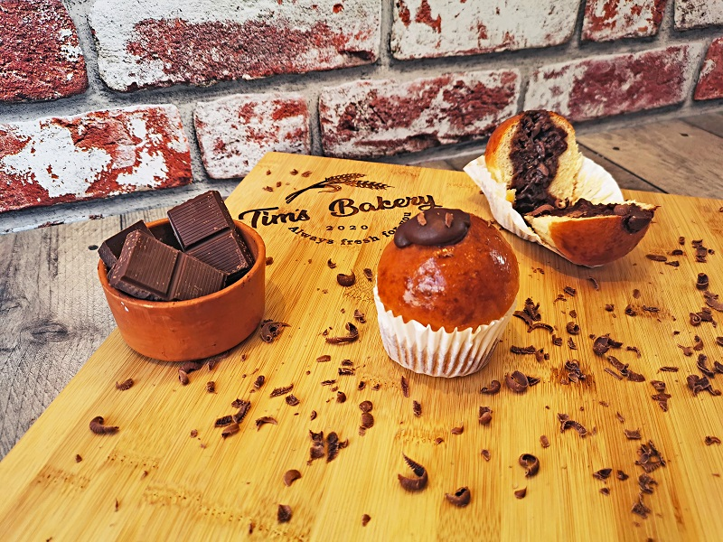 Chocolate Madness Brioche 800
