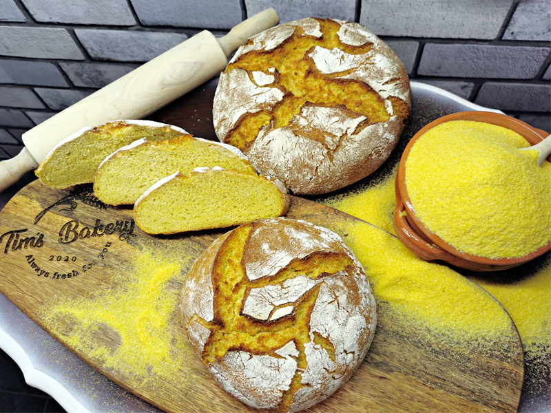 Homemade Corn Bread