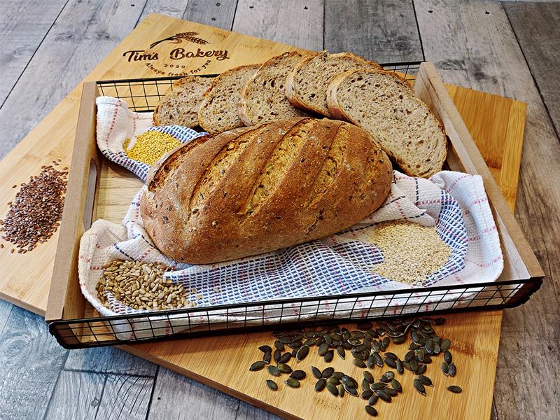 2. Granary Loaf 800x600
